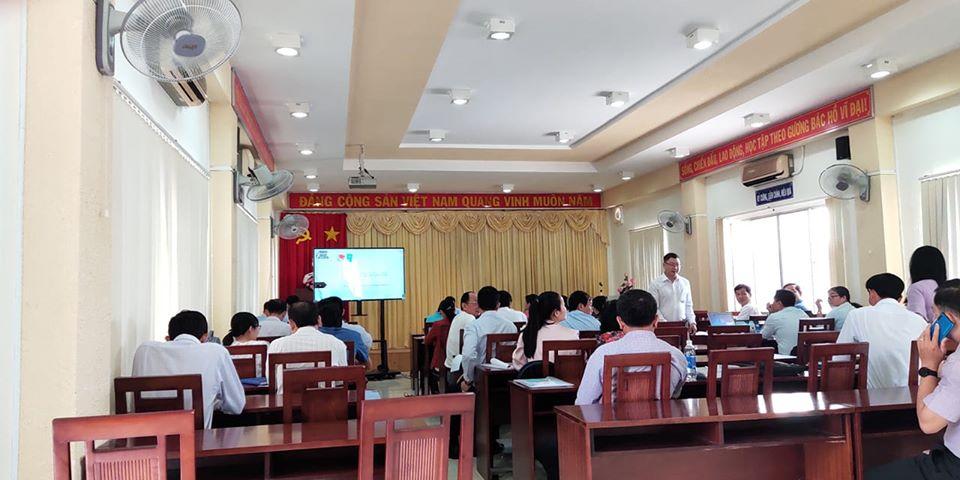 Triển khai Hộ kinh doanh tỉnh Tiền Giang