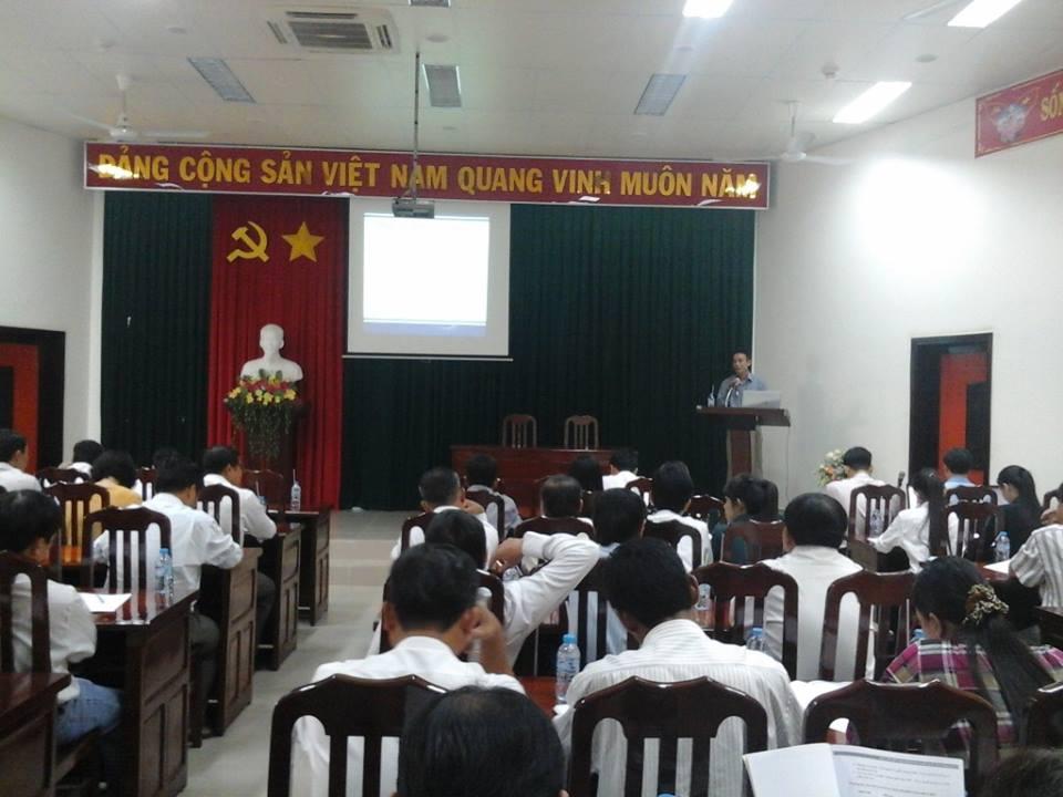 Hội thảo về UNCNTT tại An Giang